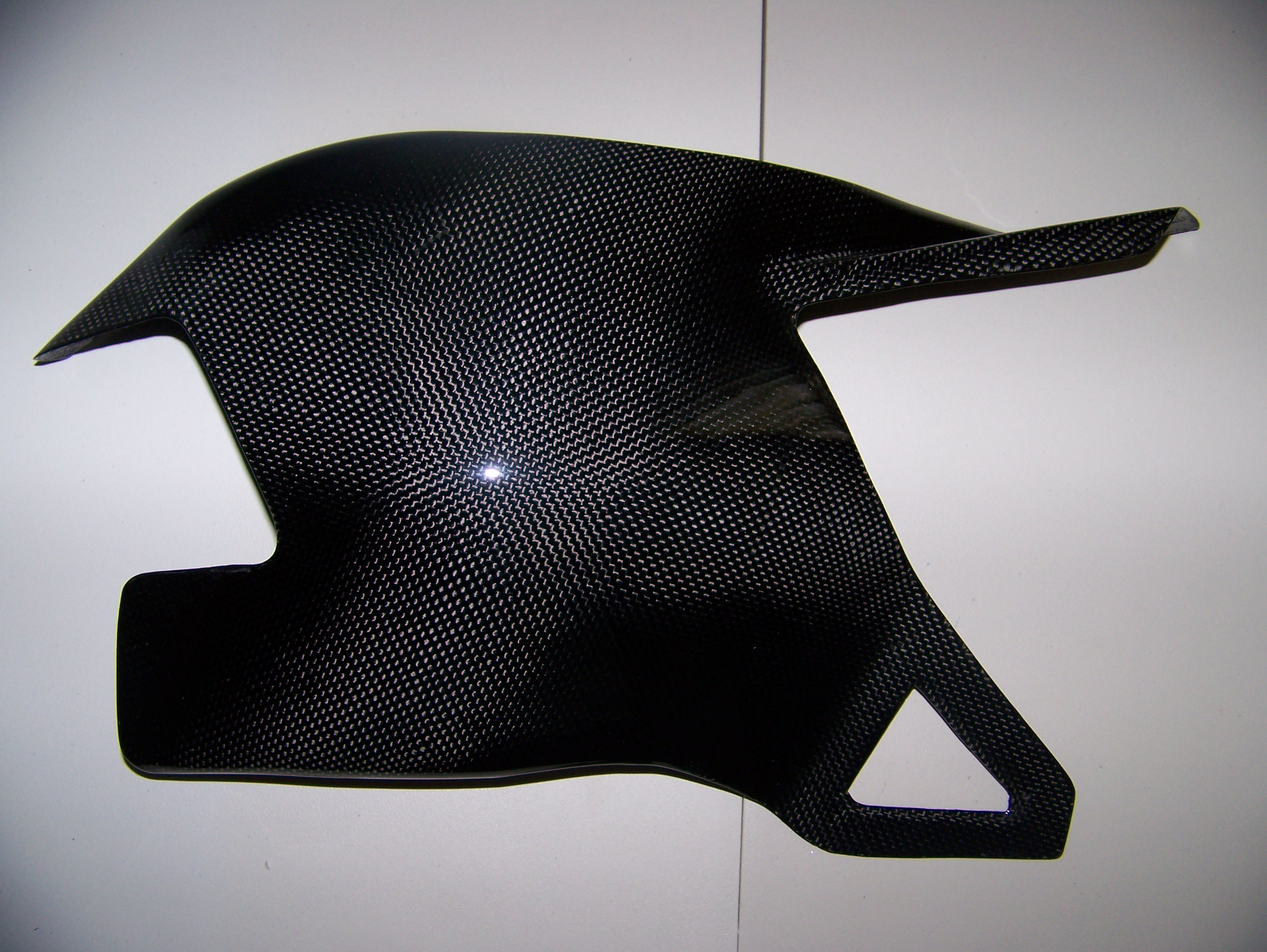 848 1098 1198 swingarm cover with chainguard