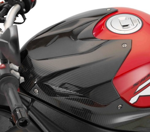 S1000R front tank cover