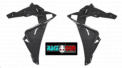 S1000R Radiator side panels left and right